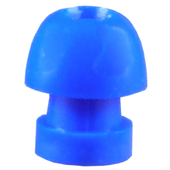 Grason single use eartip MO series 11 mm (blue)