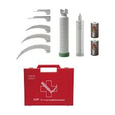Heine XP emergency laryngoscope set F-258.10.858