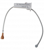 Stethoclip spare tube with damper, attenuator and hearing aid adapter
