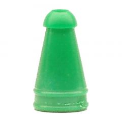 Grason single use eartip KR series 6 mm  green   100 pieces per pack