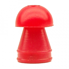 Grason single use eartip KR series 12 mm  red   100 pieces per pack