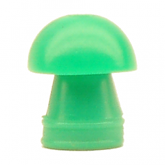 Grason single use eartip KR series 14 mm  green   100 pieces per pack